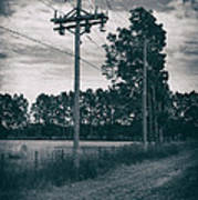The Power Lines  Poster