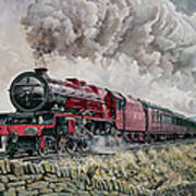 The Princess Elizabeth Storms North In All Weathers Poster