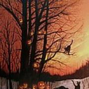The Pumpkin Tree Poster