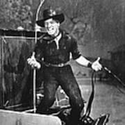 The Rainmaker, Burt Lancaster, 1956 Poster