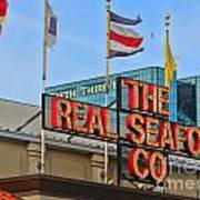 The Real Seafood Company 4201 Poster