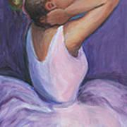 The Recital Poster by Gwen Carroll