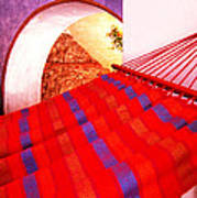 The Red Hammock Poster