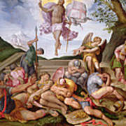 The Resurrection Of Christ, Florentine School, 1560 Poster
