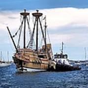The Return Of Mayflower II Poster