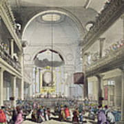 The Roman Catholic Chapel, Lincolns Inn Poster