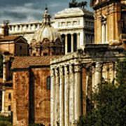 The Roman Forum 2 Poster