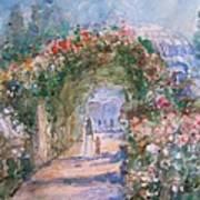 The Rose Garden Poster