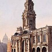 The Royal Exchange, 1816 Poster