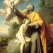 The Sacrifice Of Isaac Poster