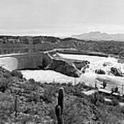 The Salt River In Arizona Poster