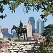 The Scout Kansas City Missouri Poster