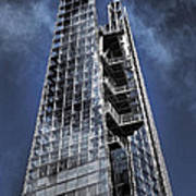The Shards Of The Shard Poster