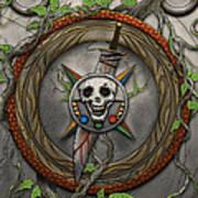 The Shattered Skull Poster