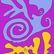 The Snail Adn The Lizard Poster