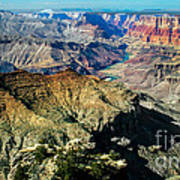 The South Rim Poster
