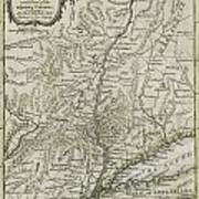 The Southern Part Of The Province Of New York Poster