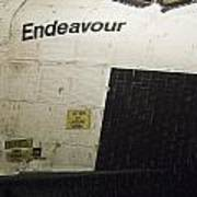 The Space Shuttle Endeavour 13 Poster