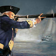 The Spyglass Poster