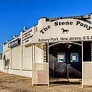 The Stone Pony Asbury Park New Jersey Poster