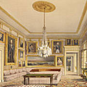 The Striped Drawing Room, Apsley House Poster