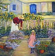 The Summer Garden Poster
