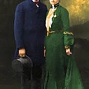 The Sundance Kid Harry Longabaugh And Etta Place 20130515 Poster