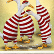 The Swim Team... Poster