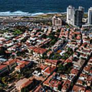 the Tel Aviv charm Poster