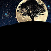 The Tree The Moon The Stars Poster