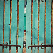 The Turquoise Gate Poster