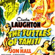 The Tuttles Of Tahiti, Us Poster, Top Poster