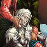 The Virgin And Saint John The Evangelist Poster
