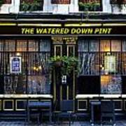 The Watered Down Pint Poster