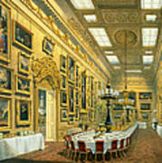 The Waterloo Gallery, Apsley House Poster