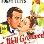 The Well Groomed Bride, Us Poster Poster