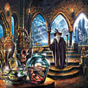 The Wizards Castle Poster