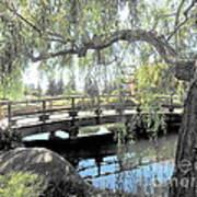 The Zen Bridge Poster
