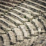 Theatre At Epidaurus Poster