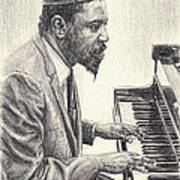 Thelonious Monk II Poster