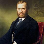 Theodore Roosevelt, Sr Poster
