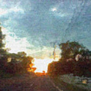 Third Sunset Poster