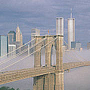 This Is The Brooklyn Bridge Poster