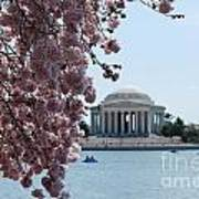 Thomas Jefferson Memorial Poster