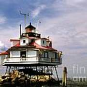 Thomas Point Shoal Lighthoues Poster