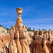 Thors Hammer, Bryce Canyon Poster