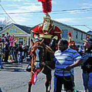 Thoth Parade Rider Poster