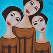 Three Angels Poster