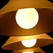 Three Lights Poster