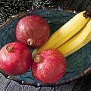 Three Pomegranates  Poster